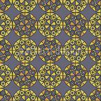 Einzigartige Geometrie Muster Design