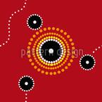 Aborigine Versammlung Rapportmuster