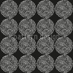 From Squares To Dots Seamless Pattern