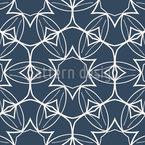 Symmetrische florale Ornamente Vektor Design