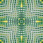 Wellige Quadrate Vektor Design