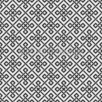 Singapore Lattice Seamless Vector Pattern Design