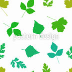 Schöner Frühling Muster Design