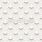 Minimalistic Illusion Repeat Pattern