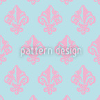 Countess De Winter Seamless Vector Pattern Design