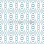 Maori Vision Seamless Vector Pattern Design