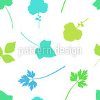 Hipster Spring Repeating Pattern