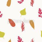 Schätze Des Herbstes Rapportmuster