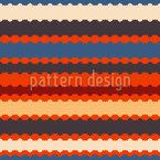 Pixel Stripes Pattern Design