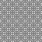 Singapore Tiles Repeating Pattern