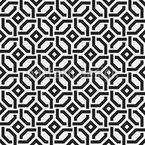 Angeordnete Geometrische Elemente Musterdesign