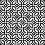 Arranged Geometrical Elements Pattern Design