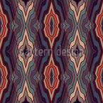 Ethno Dimension Seamless Vector Pattern Design