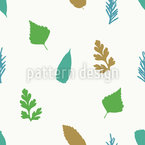 Treasures Of Spring Vector Pattern