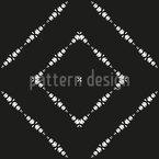 Em Linhas Ornamentais Design de padrão vetorial sem costura