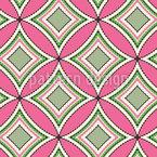Sixties Patchwork Design Pattern