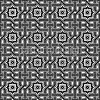 Arabischer Himmel Muster Design