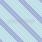 Diagonal Stripes Seamless Vector Pattern