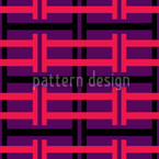 Metro Asia Seamless Vector Pattern Design