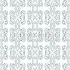 Königin von Ozeanien Muster Design