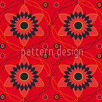 Flowers Of Byzanz Pattern Design