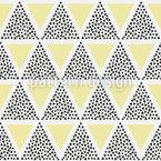 Lauter Dreiecke Vektor Ornament