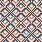 Rounded Diamonds Set  Pattern Design