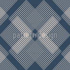 Geometrical grid Seamless Vector Pattern