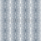 Zig-zag Waves Seamless Vector Pattern Design