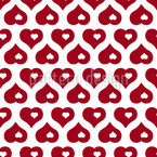 My Funny Valentine Seamless Vector Pattern