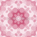 Like Artificial Flowers Vector Ornament