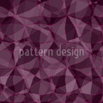 Creased Inked Paper Seamless Vector Pattern Design
