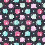 Elefanten Im Universum Designmuster