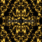 Royal Splendor Seamless Vector Pattern Design
