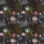 Branchy Nature Vector Ornament