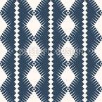 Rhomb Variations Vector Pattern