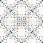 Atomic Elegance Pattern Design