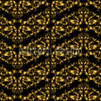Splendid Waves Seamless Vector Pattern Design