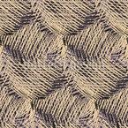 Coisa selvagem Design de padrão vetorial sem costura