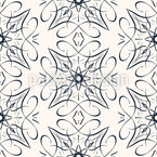Atomic Beauty Vector Pattern