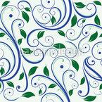 Elegante Ranken Muster Design