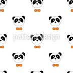Cute Pandas Repeat Pattern