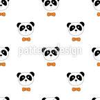 Niedliche Pandas Rapportmuster