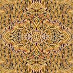 Animalische Geometrie Nahtloses Muster