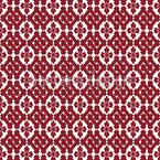 日本花格子 シームレスなベクトルパターン設計