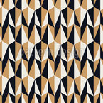 Strictly Triangles Repeating Pattern