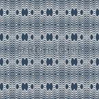 幾何学的抽象 シームレスなベクトルパターン設計