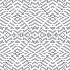 Geometrisches Rapportiertes Design
