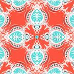 Magnifique ornement-coléoptères Motif Vectoriel Sans Couture