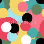 Magische Luftballons Muster Design